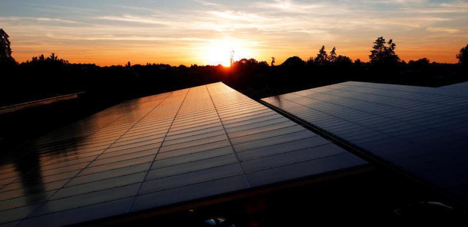 Total Solar / Saft : ombrières de parking à Poitiers