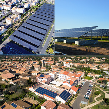 solar types