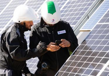 maintenance panneaux solaire
