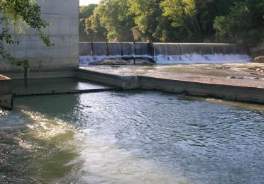 barrage hydro eau