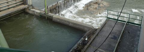 hydroélectricité barrage