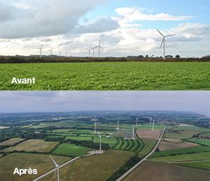 repowering éolien