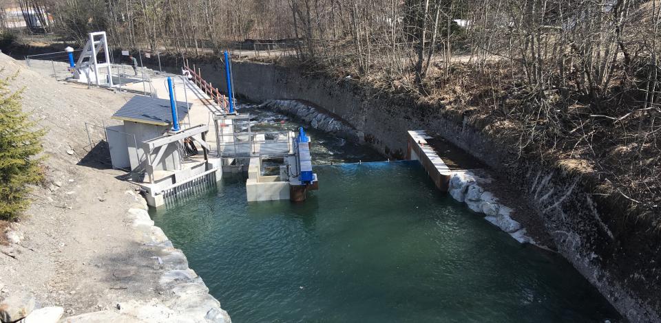 barrage hydroélectricité force hydraulique