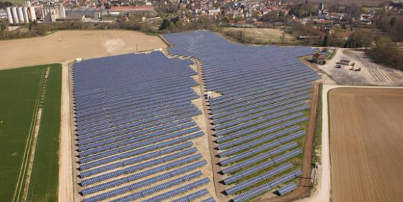 solar pannels total quadran