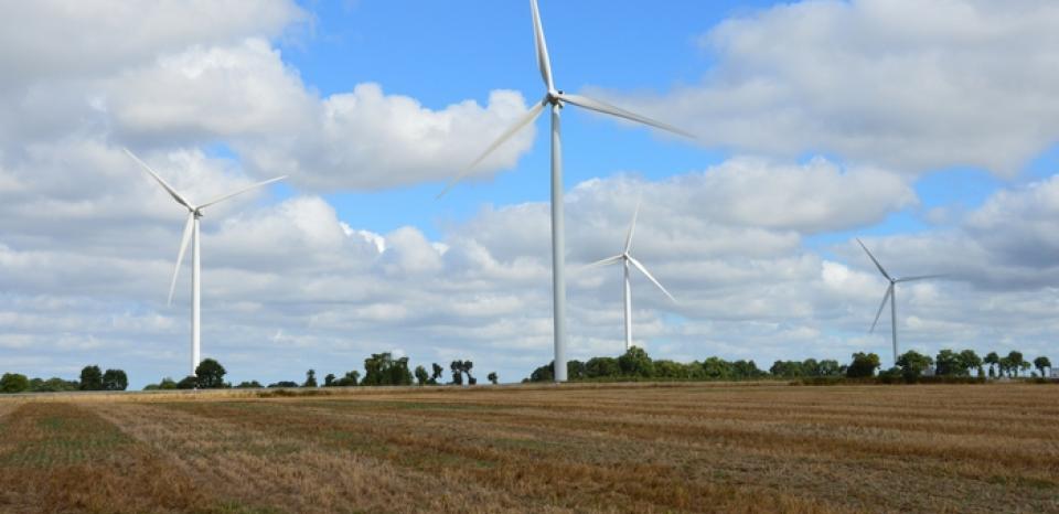 windturbine parc total quadran