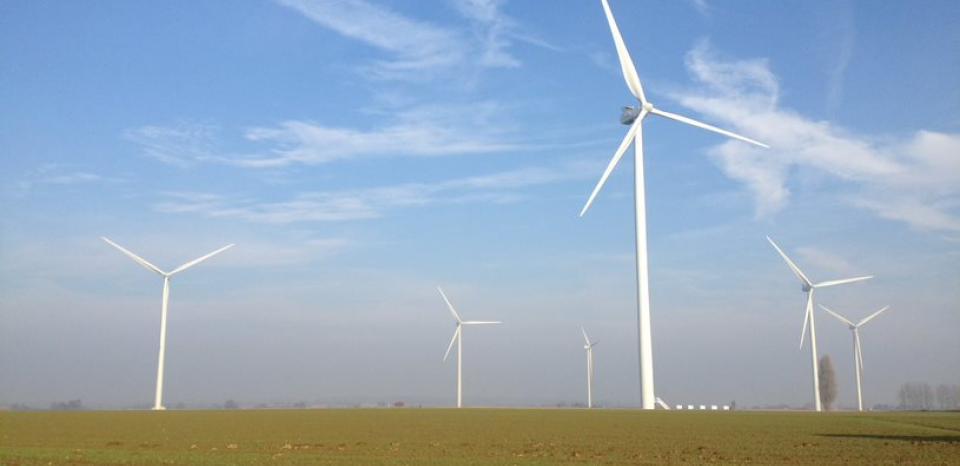 Propriétaire foncier éolienne parc éolien