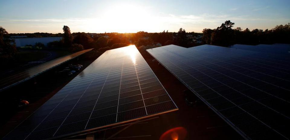 Panneaux photovoltaics solair total quadran autoconsommation
